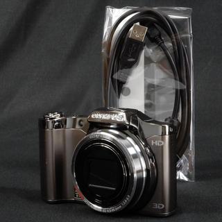 OLYMPUS デジタルカメラ SZ-11 シルバー 1400万...