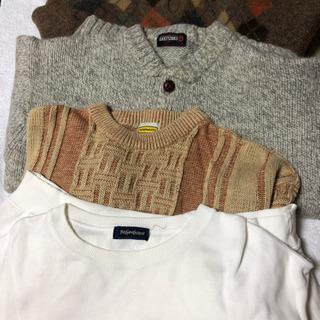 メンズ セーター、トレーナー 4点