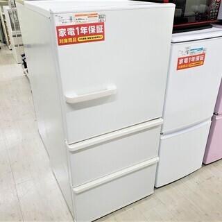 安心の1年間保証付!!2018年製 AQUA 238L 3ドア冷...