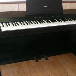 値下げ ヤマハ 電子ピアノ YDP-88 椅子付き 古いものです...