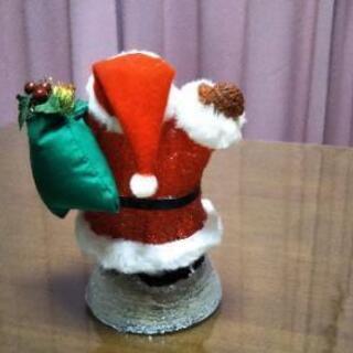 ◆ サンタクロース(ライト & オルゴール付)◆ - 売ります・あげます