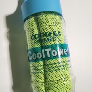 瞬間 冷感 クールタオル COOLFCA