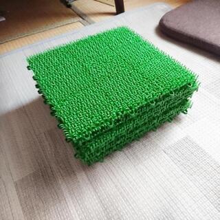 人工芝7枚セット