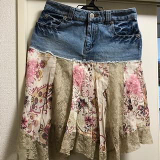 大人可愛いスカート