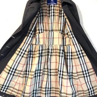 BURBERRY BLUE LABEL トレンチコート