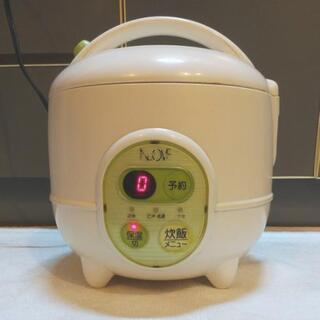 動作確認済み 炊飯器 レトロ
