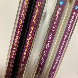 ディズニーCD 2枚組CD2本♡