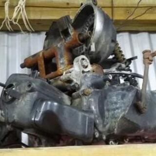 ディオAF34エンジン ジャンク