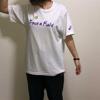 asics Tシャツ