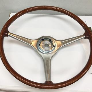 ポルシェ356B 356C 1960~1965 ウッド ステアリ...