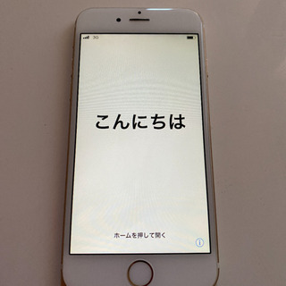 iPhone6 ゴールド64GB au