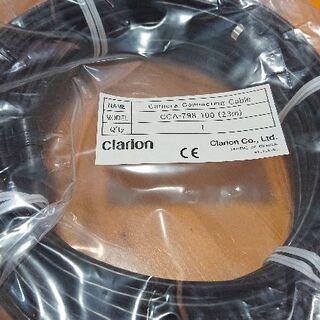 クラリオンバックモニター用ケーブル