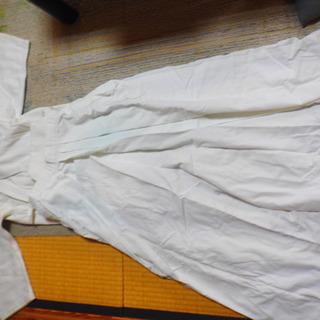 道着、白袴セットで3000円!