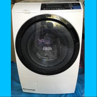 日立 ドラム式洗濯乾燥機(BD-S8600L)