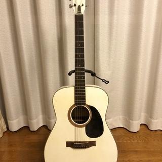 昔懐かしい「白いギター」/ 全音モラレス / 半ジャンク