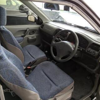 【商談中】5MTターボ4WD! 外装それなりですが快調kei − 宮城県