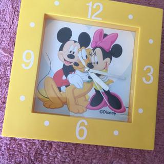 Mickey 壁掛け時計