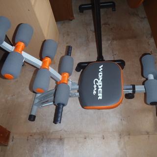 腹筋強化!!ダイエット!!  フィットネス トレーニング 器具!!