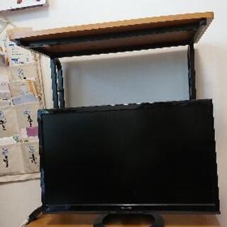 テレビ台、DVDデッキ台の2段台