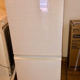 SHARP冷蔵庫/洗濯機 セットで28000円 18年11月購入品