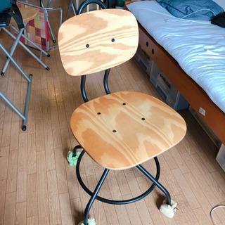 イケア IKEA  回転式 昇降式 椅子 イス