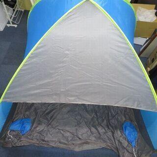 ワンタッチ シェードテント 130cm×200cmx220cm ...