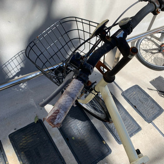 0円 自転車お譲りします