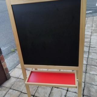 IKEA_黒板+ホワイトボード