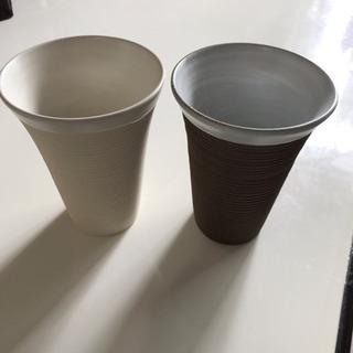 ビアグラス 陶器