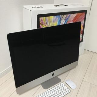 【美品】Apple iMac 27インチ Retina 5Kディ...