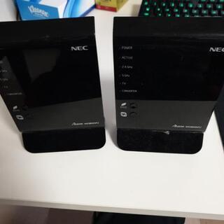 wifiルーター WG1800HP2 イーサネットコンバータセット