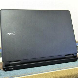 🔶良品✨/15.6型液晶/高性能🆙i5/光速☆彡SSD128GB+HDD250GBデュアルストレージ(^^)v/快適♬メモリ4GB/MS Office📒✎/DVDドライブ💿/HDMI📺/すぐ使えるWindows10 メディア作成ツール付💿/すぐ繋がるWi-Fi📶/点検整備清掃済み😊/NEC VersaPro - 葛飾区