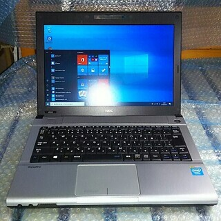 NEC UltraLite VersaPro改⑮ Core i5...