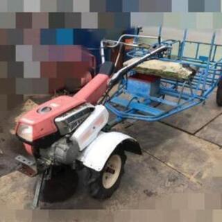 農機具  HONDA F660  トレーラー