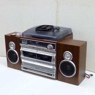 VERSOS VS-M003 Wカセットマルチレコードプレーヤー...