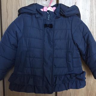 子供服 冬物ジャンパー 90