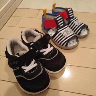 15.0cm 靴とサンダル☆