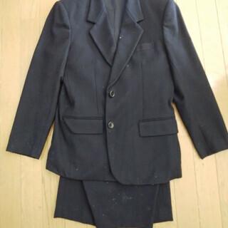 4℃冬でも暖かいレディーススーツ上下 紺⭕️入学式・入社式などにも