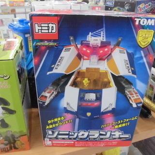 トミカソニックランナー 男の子おもちゃ トミカシリーズ ハイパー...