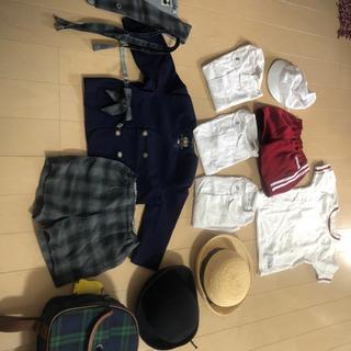 葛飾白百合幼稚園の男子制服、体操服