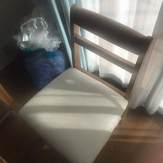 受取者決定  1月末 引き取り限定 ダイニングテーブルセット 椅...