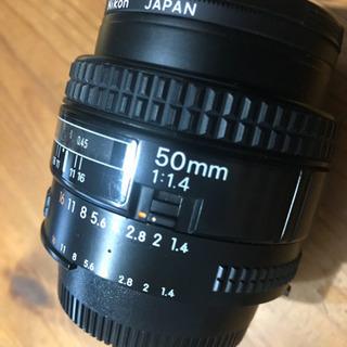 Nikon 単焦点レンズ