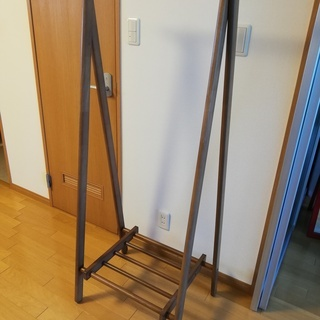 ハンガーラック(横80㎝×高さ150cm×奥行48cm)