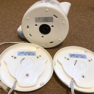 中古 電気ケトル DRETEC 1L