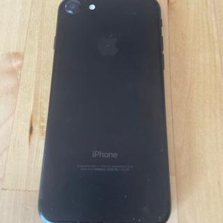 iPhone7 128GB simロック解除済み