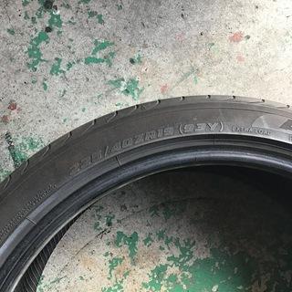 廃棄タイヤ BRIDGESTONE ADVAN SPORT…