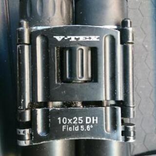双眼鏡10×25dh  field5.6