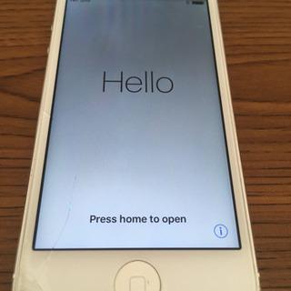 iPhone5 ジャンク SIMフリー