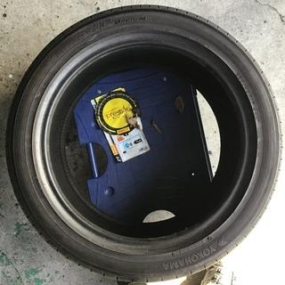 中古タイヤ 2本 ADVAN dB 235/45R17