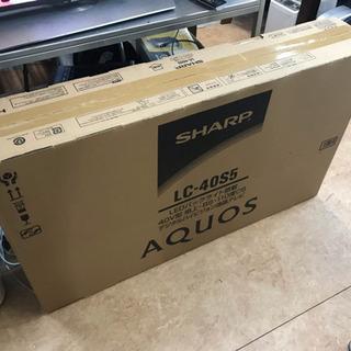 シャープ 40V型 液晶 テレビ AQUOS LC-40S5 フ...
